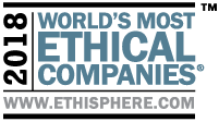 2018 Most Ethical Companies