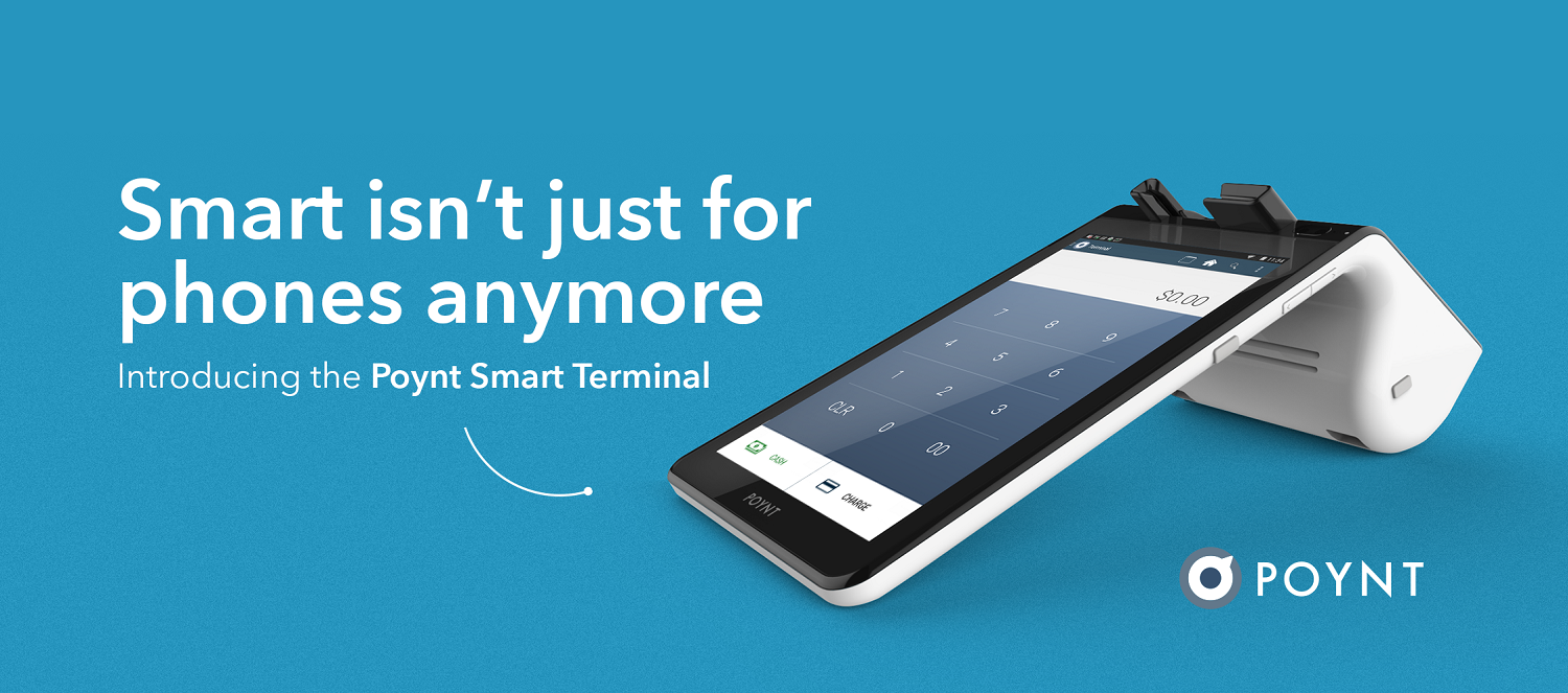 Poynt Smart isn't just for phones anymore